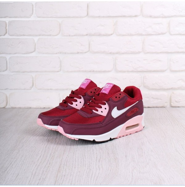 Кроссовки Nike Air Max 90 Purple/Red/White