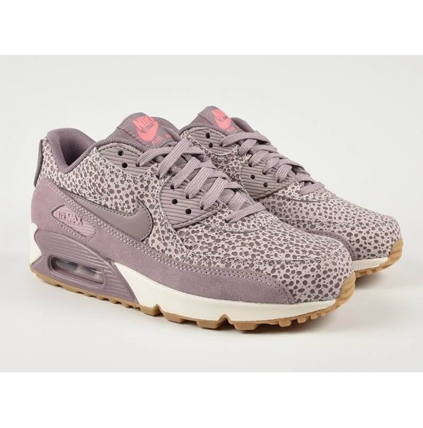 Кроссовки Nike Air Max 90 Safari Premium Plum