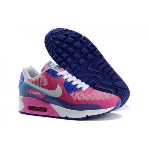 Кроссовки Nike Air Max 90 Hyperfuse Pink