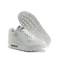 Кроссовки Nike Air Max 90 Independence day White (белые)
