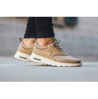 Кроссовки Nike Air Max Thea Premium in Desert Cream