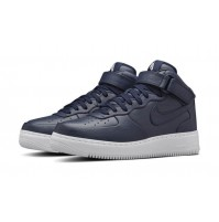 Кроссовки NikeLab Air Force 1 Mid Obsidian