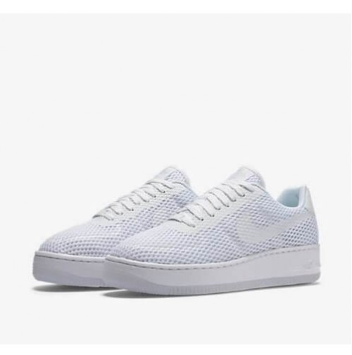 Кроссовки Nike Air Force 1 Low Upstep White