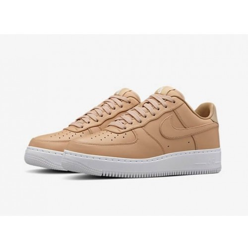 Кроссовки NikeLab Air Force 1 Low Vachetta Tan/White
