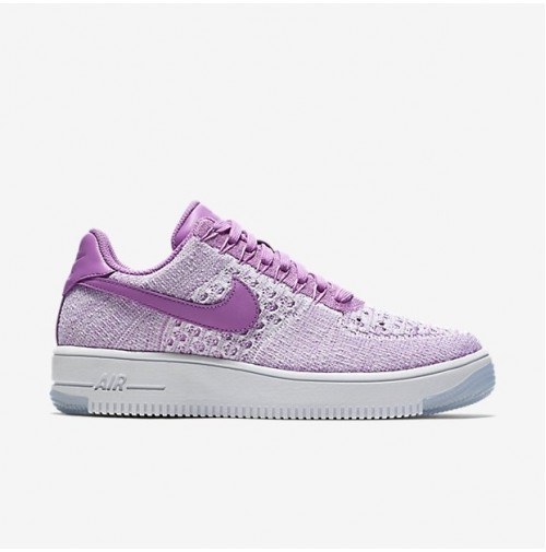 Кроссовки Nike Air Force 1 Ultra Flyknit Low Royal Orchid