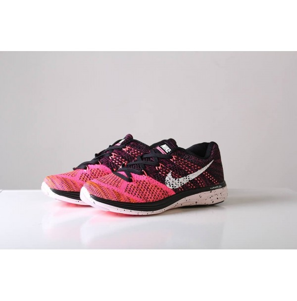 Кроссовки Nike Flyknit Lunar 3 Early Rose