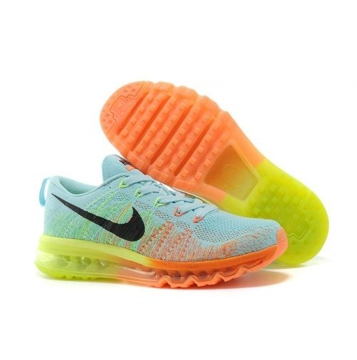 Кроссовки Nike Air Max Flyknit Mint