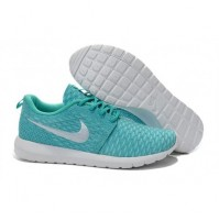 Кроссовки Nike Roshe Run Flyknit Mint